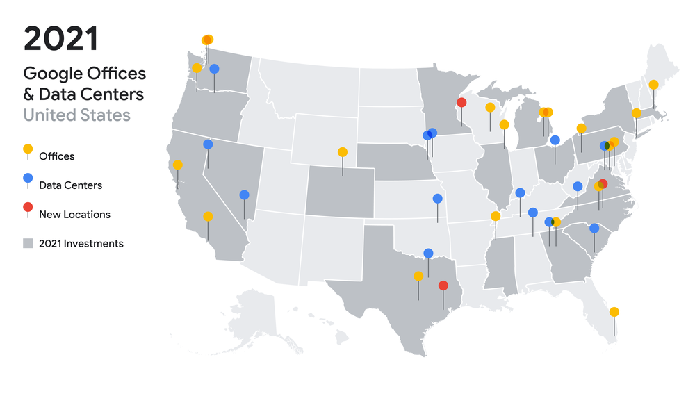 Google Maps $7 Billion Growth Spurt With 10,000 New Hires
