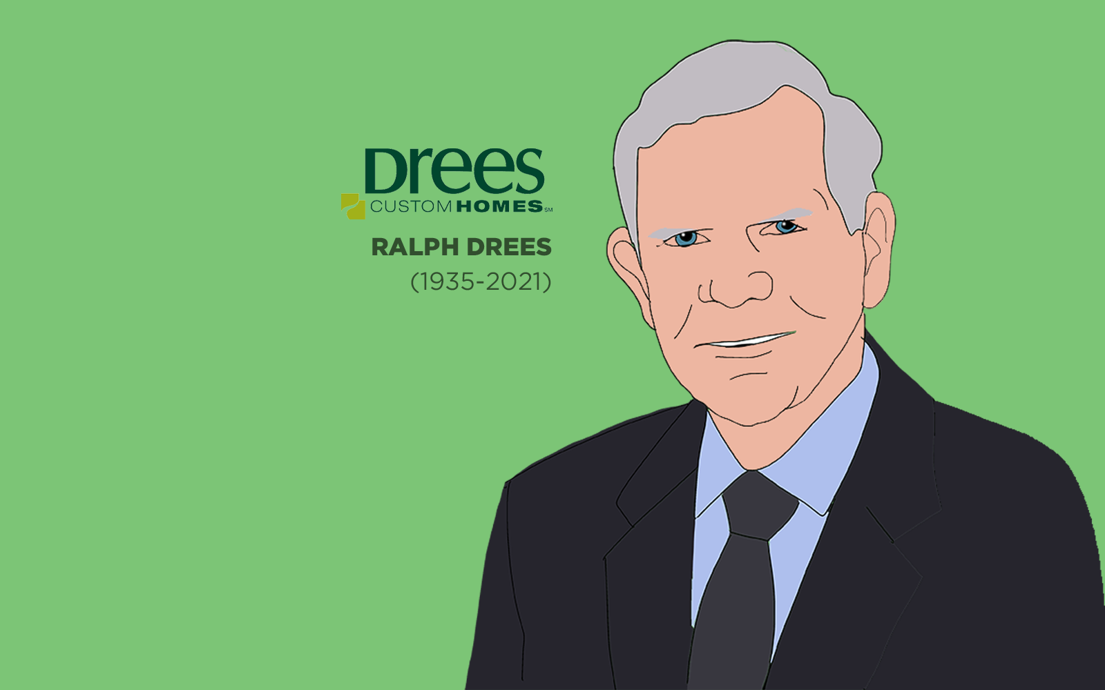 We Salute Ralph Drees, Kentucky Homebuilding Trailblazer, RIP