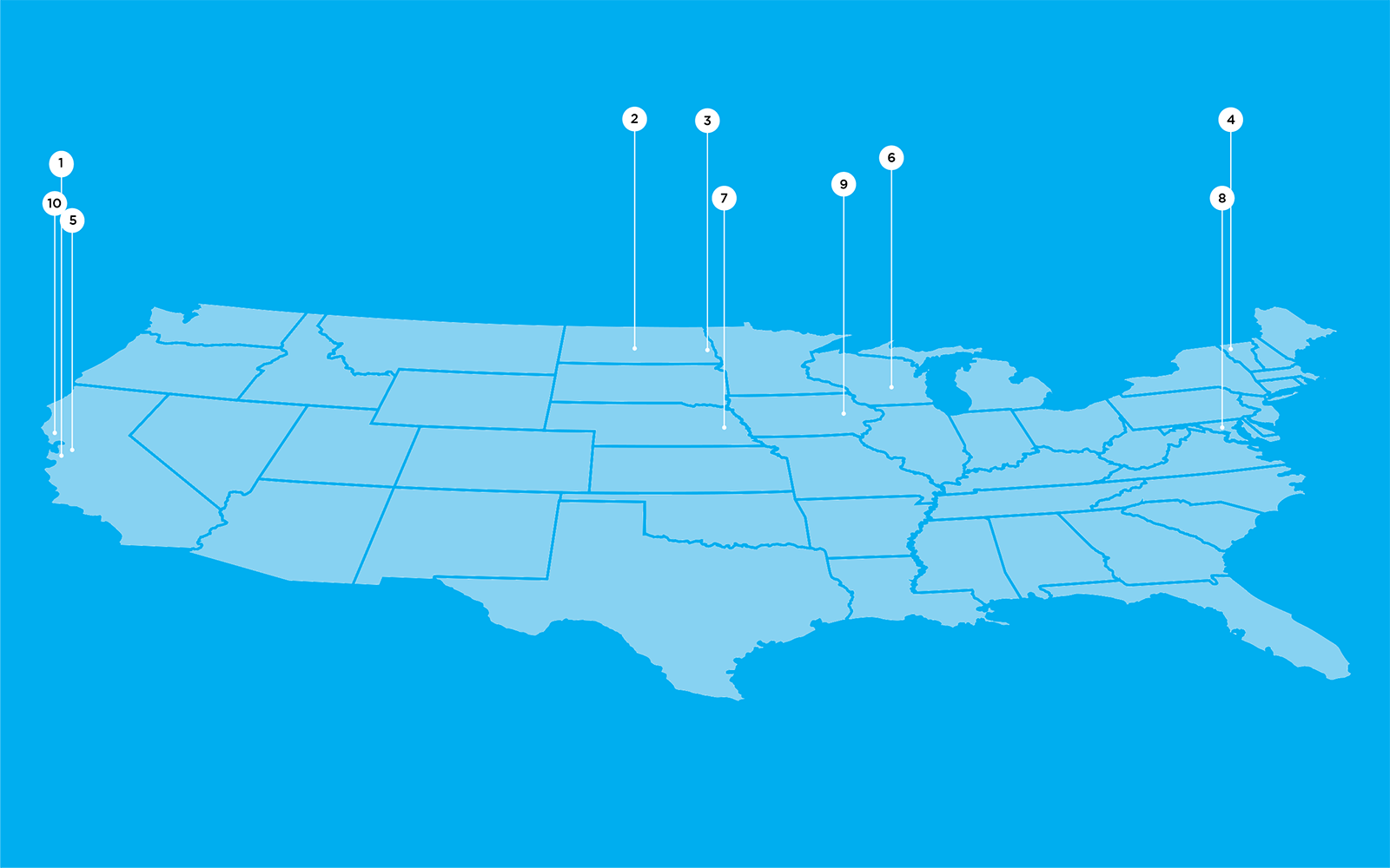 Can Americans Be Happy In America's Happiest Cities?
