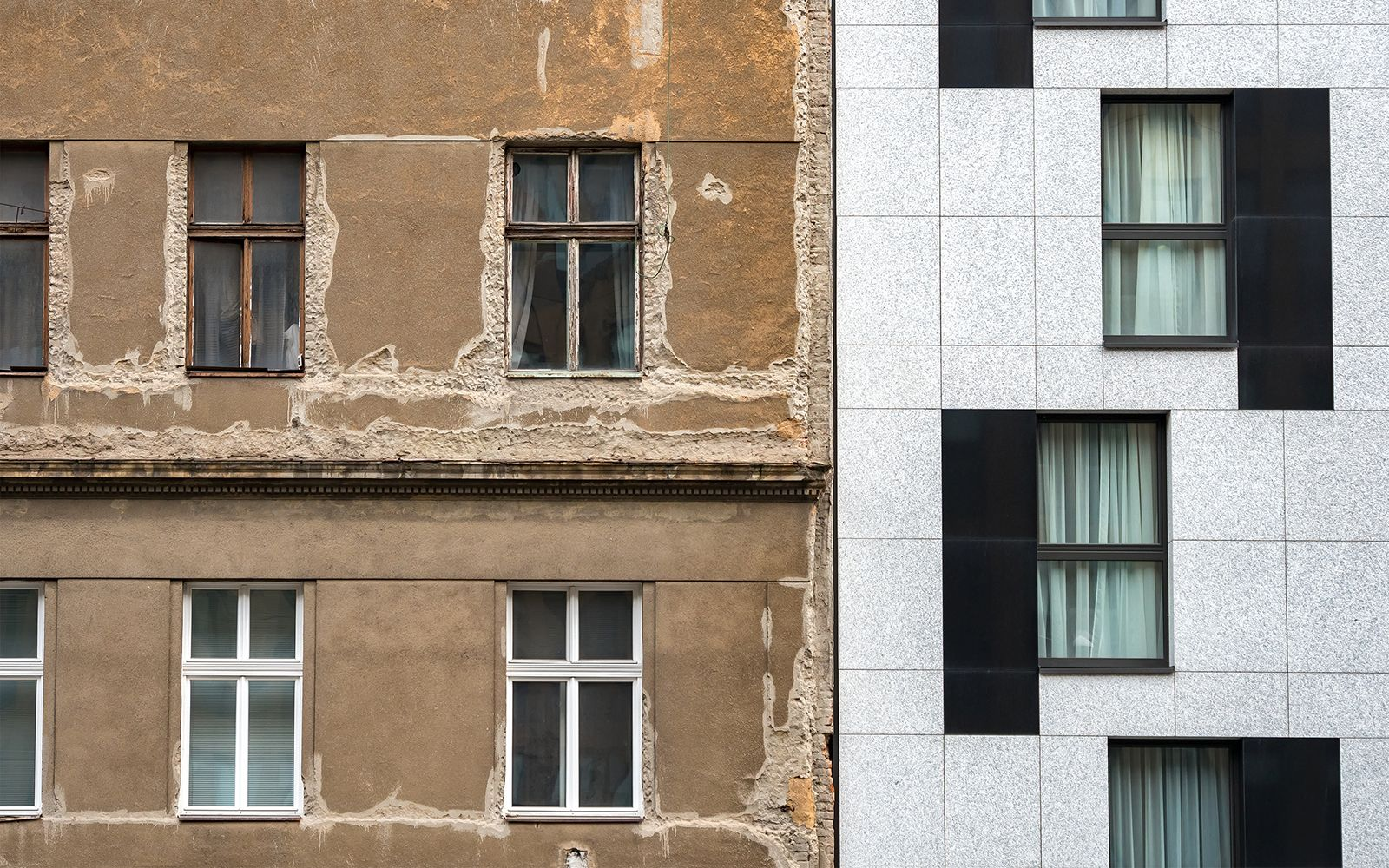 A Tale Of Two Markets: Housing's Split Personality Challenges All