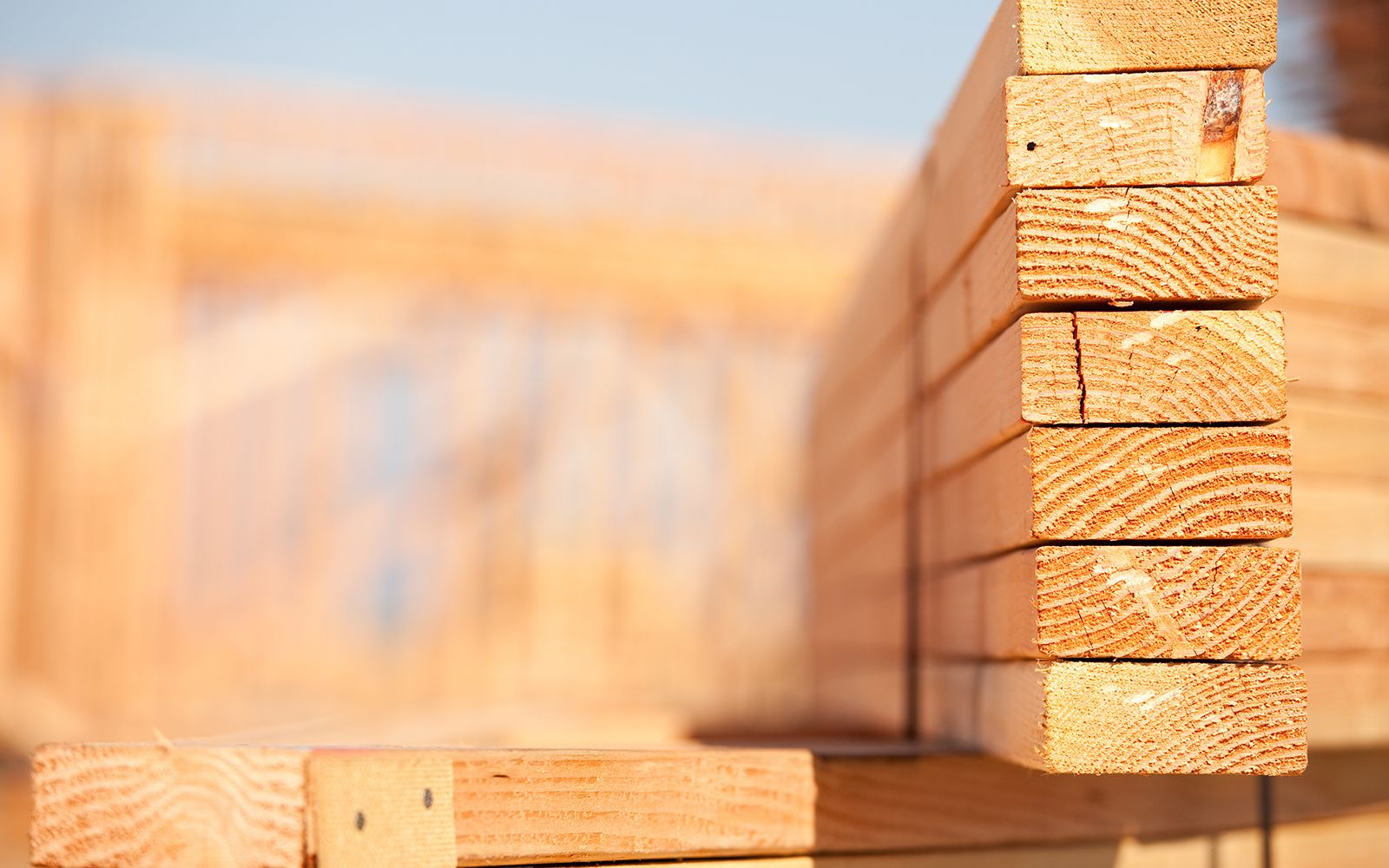 The Great Lumber Lag Of 2021: Here's Why High Prices Stick