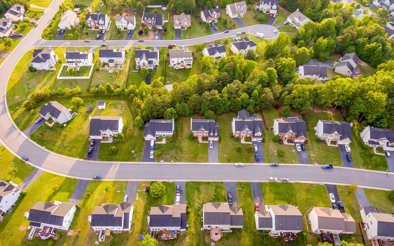 Suburban Renewal: America's Pandemic Embrace Of Backyards